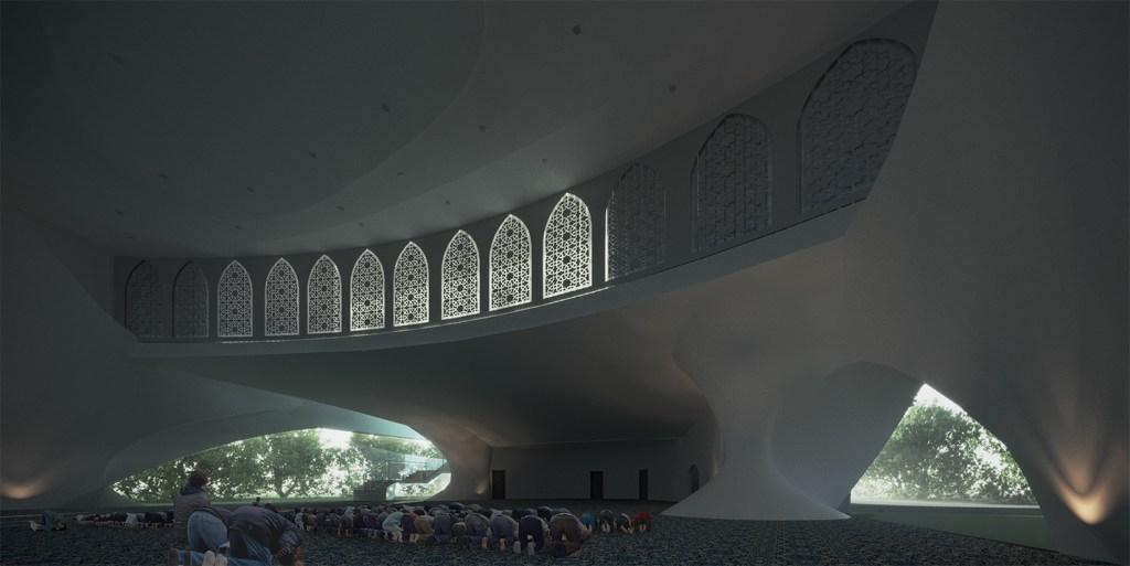 Nouveaux modèles de mosquées INJ ARCHITECTS