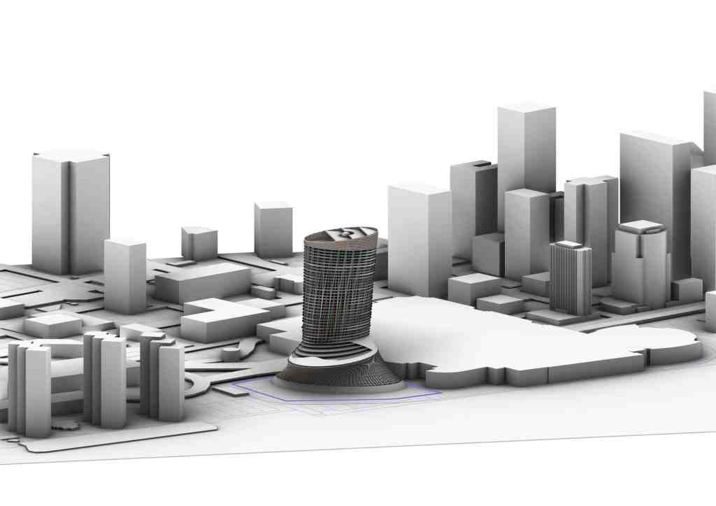Arbitrage d'ingénierie en architecture internationale INJarch