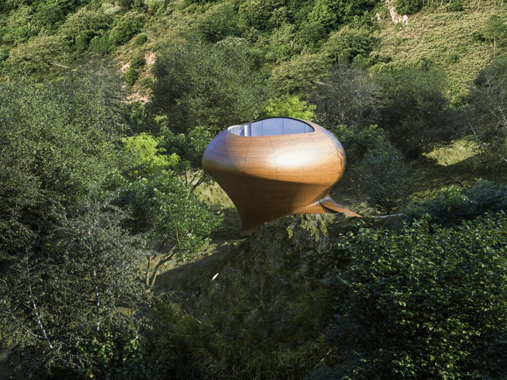 modern house design 2022 Nivola INJ ARCHITECTS