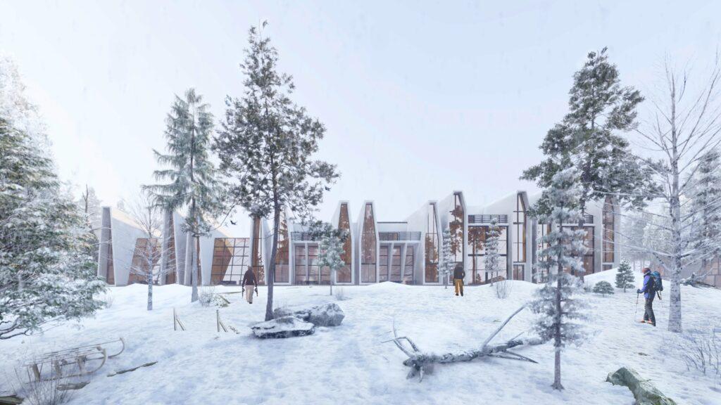 architecture climatique INJ ARCHITECTS