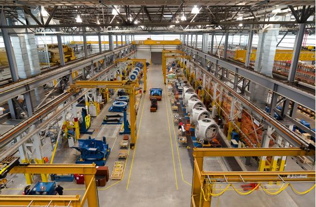 Architectural Design Method for Factories