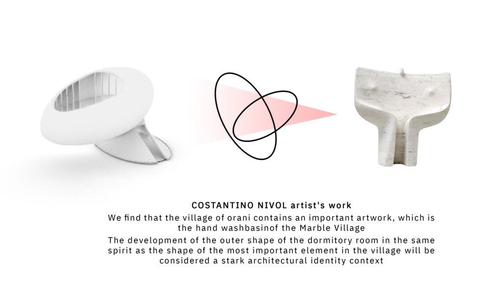 modern house design Nivola INJ ARCHITECTS